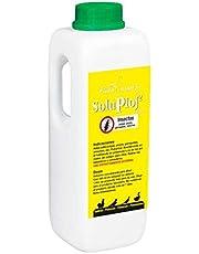 FINCA CASAREJO Solupioj 1 Litro - Producto Natural para la eliminación de pulgas, piojos, garrapatas y chinches - Insecticida Natural contra los parásitos externos del gallinero