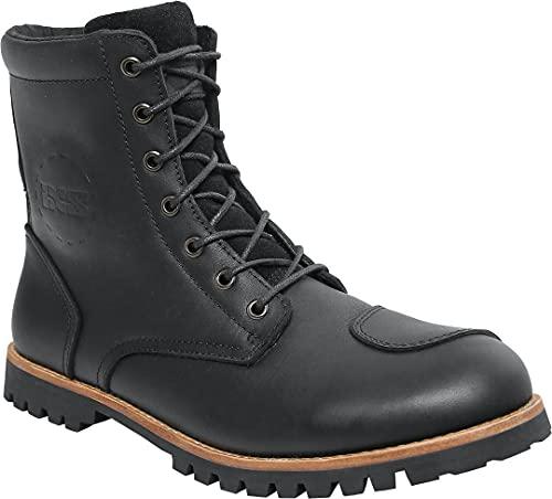 IXS Classic Shoe Oiled Leather Black 43 eu