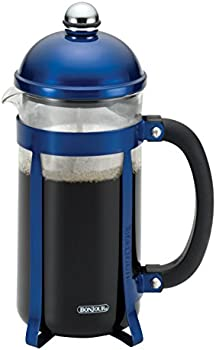 BonJour Coffee Maximus 33.8 fl. oz. Blue French Press
