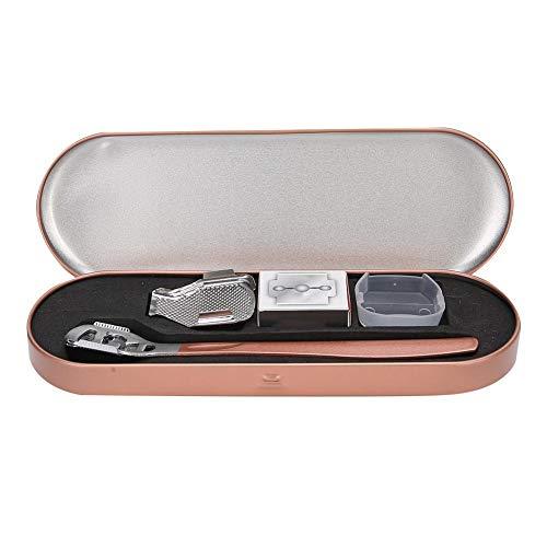 Callus Shaver, Callus Shaver Set, Pedicure Set, Foot File Set, Foot File Pedicure Set(Or rose)