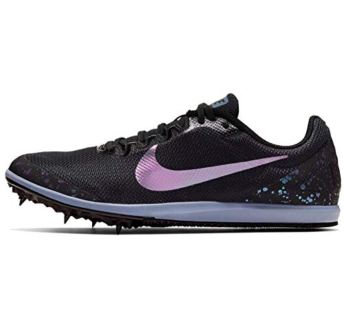 NIKE Womens Zoom Rival D 10 Womens Track Spike Shoes907567-003 Size 9.5