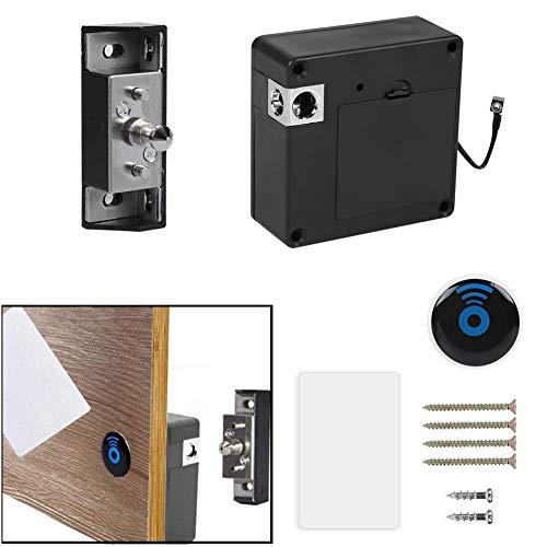 Wendry Cerradura de Cajones y Gabinetes,RFID Candados Inteligente para