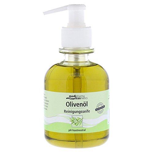 Preisvergleich Produktbild Medipharma Cosmetics Olivenöl Reinigungsseife 1er Pack(1 X Ml