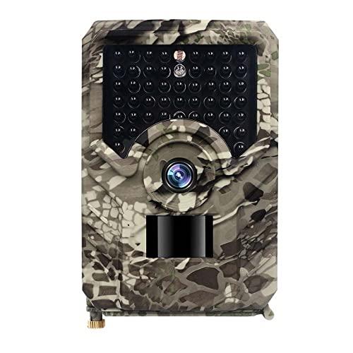 1 6MP PR200 Versión actualizada Camera de Sensor infrarrojo Cámara de observación de Animales