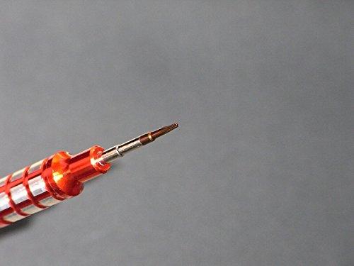 Professionele precisie schroevendraaier voor MacBook Air Pro Reparatie Gereedschap, 5-punts ster P5 Pentalobe 1,2 mm Schroevendraaier Gereedschap