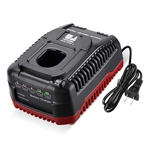 19.2V C3 Charger Replacement for Craftsman 140152004 DieHard XCP Li-ion Ni-CD Battery 1425301 1323903 130279005 11375 11376 315.PP2011 for Craftsman Battery Charger
