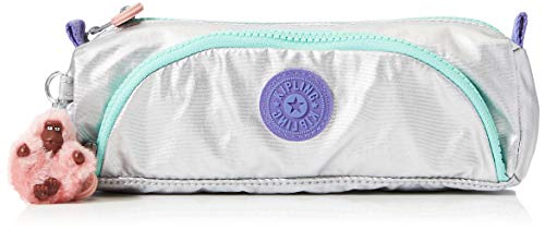 KIPLING POUCHES/CASES CUTE Polished Gr Bl