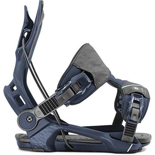 Flow Mayon Fixations de snowboard pour femme Taille M (39-38) Noir