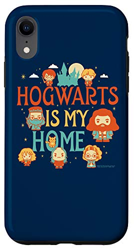 iPhone XR Harry Potter Hogwarts Is My Home Case