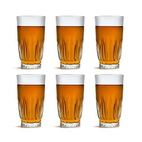 Vaso alto Winchester Beverage de Libbey – 355 ml/35,5 cl - 6...