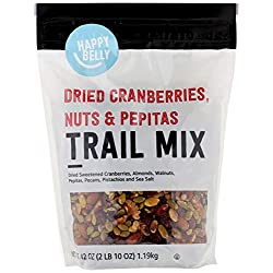 Amazon Brand – Happy Belly Tropical Trail Mix, 16 oz (Pack...