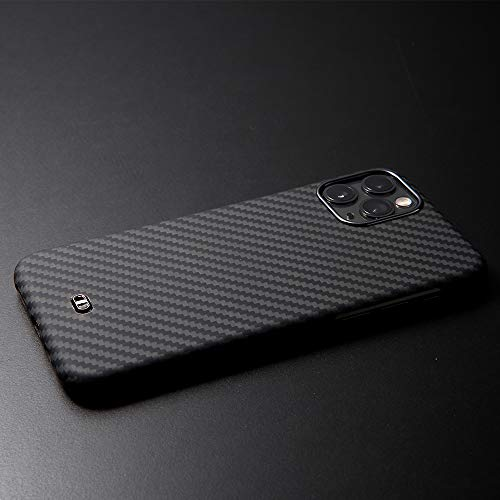 Deff(ディーフ)アラミド繊維素材極薄0.7mm重さ約12gUltraSlim&LightCaseDURO(デューロ)foriPhone11ProMax(実機装着検証済)