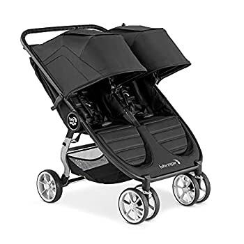 Baby Jogger City Mini 2 Double Stroller Jet