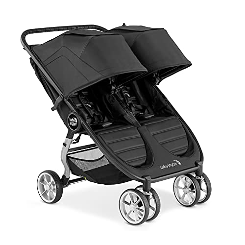 Baby Jogger City Mini 2 Double Stroller, Jet