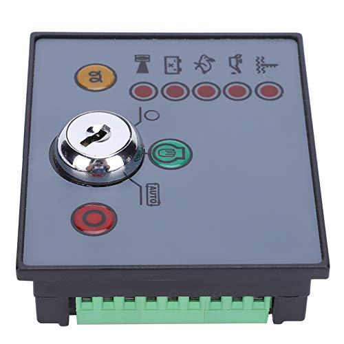 Módulo de control automático de alta confiabilidad de baja presión de aceite Controllor de generador automático para HQM170