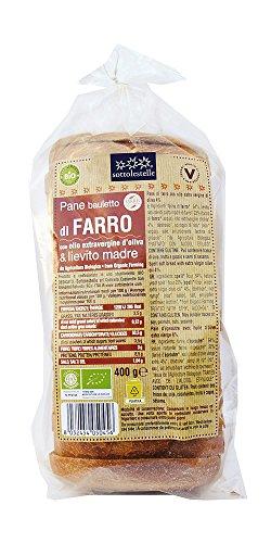 Sottolestelle Pane Bauletto di Farro - 400gr