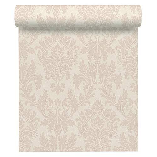 A.S. Création Vliestapete New Look Tapete neo-barock 10,05 m x 0,53 m beige Made in Germany 326673 32667-3