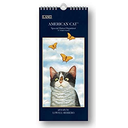 LANG American Cat Special Dates Organizer (1370006)