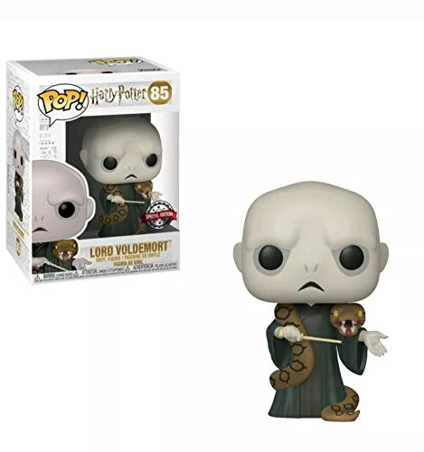 Funko POP! Harry Potter: Lord Voldemort con Nagini
