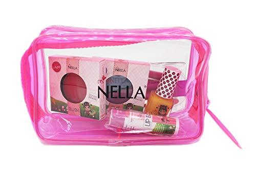Miss Nella Festliche Picks Make-up-Tasche für Mädchen, Spielzeug für Kinder, zum Verkleiden wie Mumie