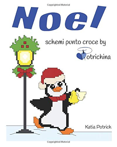 Noel: schemi punto croce by Potrichina
