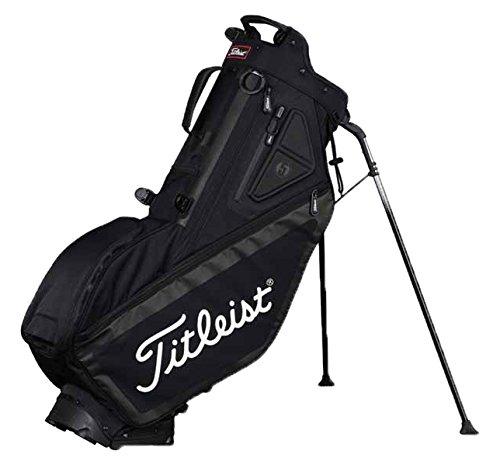 TITLEIST Players 5 Bolsa Trípode de Golf, Unisex Adulto, Negro, Talla...
