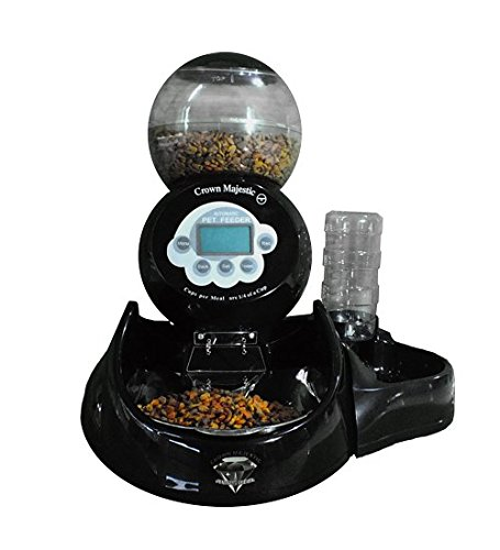 Crown Majestic Diamond Series V3 Dog Automatic Pet Feeder