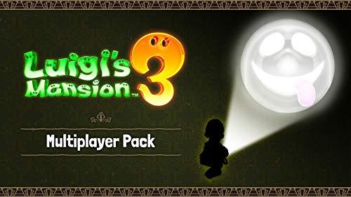 Luigi's Mansion 3: Multiplayer Pack DLC - Switch [Digital Code]