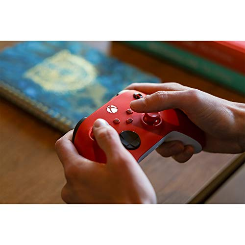 Xbox Wireless Controller Pulse Red - 10