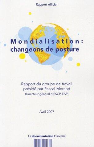 Mondialisation : changeons de posture