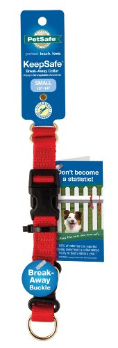 Petsafe KeepSafe Break-Away Collar For Pugs