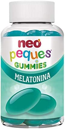 Melatonina gummies para niños