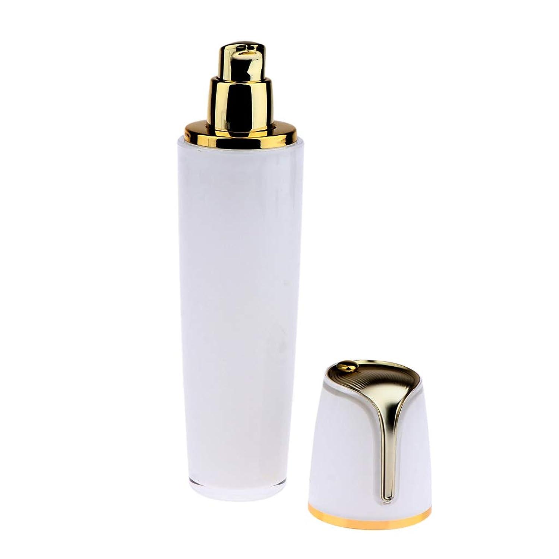 SM SunniMix 全4サイズ クリーム 化粧水 ローション 香水 ポンプボトル 詰替え容器 びん 瓶 - 100ミリリットル
