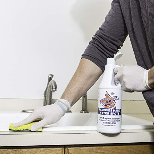 best fiberglass shower cleaner