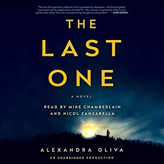 The Last One audiobook cover art