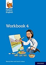 Nelson English: Year 4/Primary 5: Workbook 4 (Nelson English New Edition)