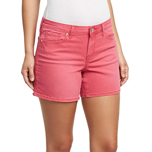 Jessica Simpson Ladies' Rolled or Unrolled Cuff Denim Short (8,...