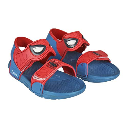 Sandalias de Playa Spiderman 6519 (talla 23)