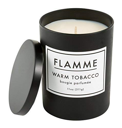 Flamme Candle Co. Warm Tobacco