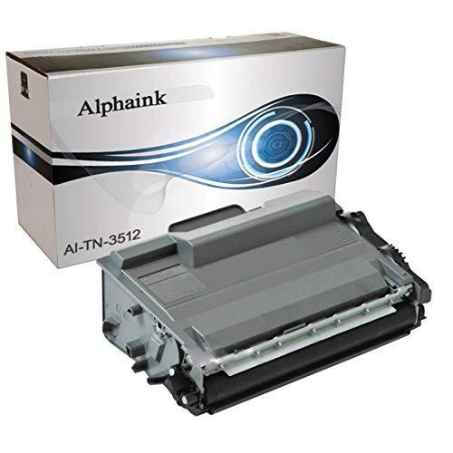 Alphaink AI-TN-3480 Toner compatibile per Brother DCP-L550DN L6600DW L5000 L5100DN L5200DW HL-L6300DW L5700DN L6800DW L6900DW