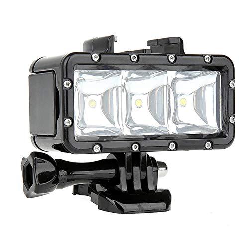 LED-Lampe Einzelbatterie Tauchen Fülllicht Fotografie Lampe Nachrichten Interview Blitzlicht