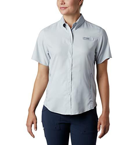 Columbia Tamiami II shirt met korte mouwen voor dames, UPF 40 zonwering