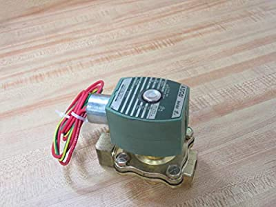 Asco 8210G94 Red Hat General Purpose Solenoid Valve - 120v / 60 cyc. from Asco