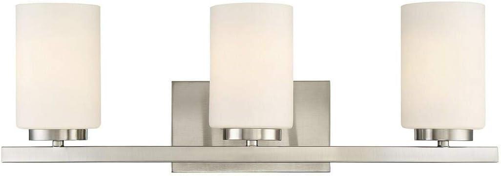 Bathroom Max 42% OFF Vanity Light Fixtures with Bulb Lig Modern Finally popular brand 3 Wall