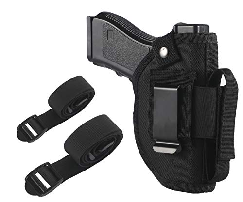 TACwolf Concealed Carry Holster IWB OWB Car Holster with...