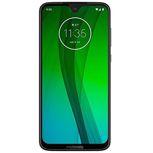 Motorola Moto G7 (64GB, 4GB RAM) Dual SIM 6.2  4G LTE (GSM Only) Factory Unlocked Smartphone International Model XT1962-6 International Version No Warranty