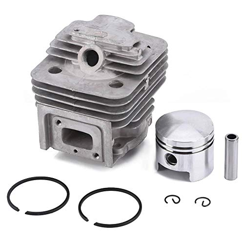 Los 44MM Cilindro Kit de pistón del sistema del anillo de TL52 BG520 desbrozadora motor