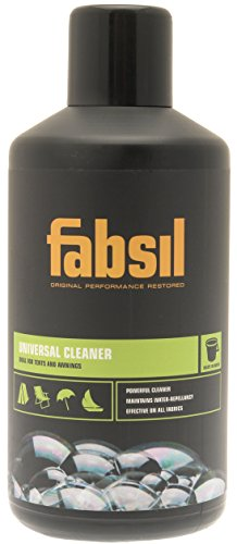Fabsil Universal Cleaner - Black, 1 Litres