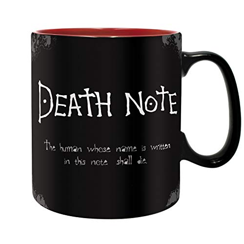 ABYstyle - Death Note - Taza - 460 ml - Death Note