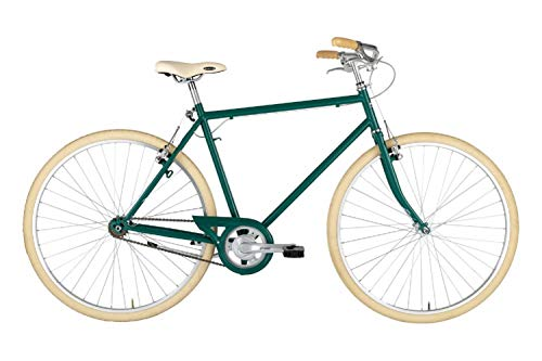 Alpina Bike L'Ego, Bicicletta 1v Uomo, Verde Smeraldo, 28'